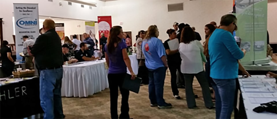 Moraine Park Technical College Job Fair