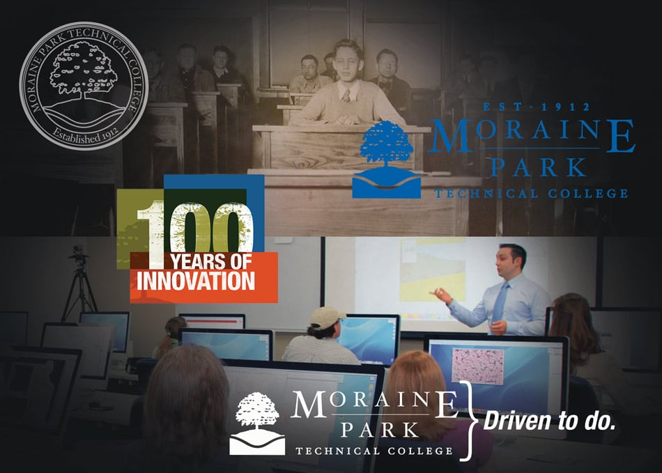 Moraine Park 100 years of Innovation brochure