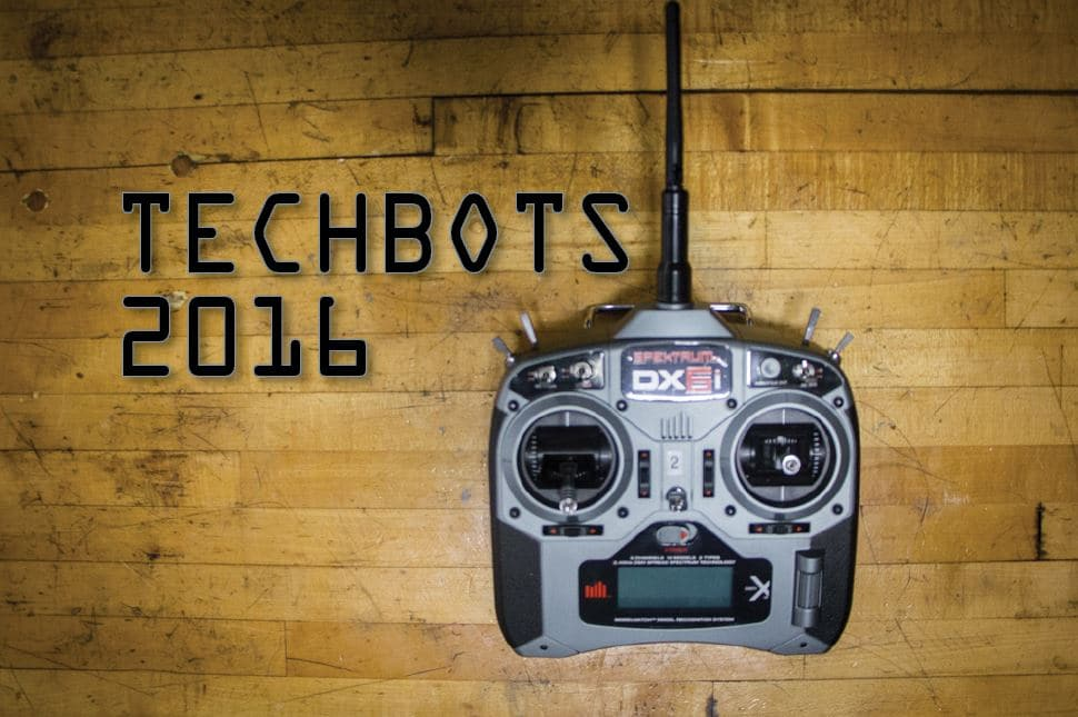 Techbots sign
