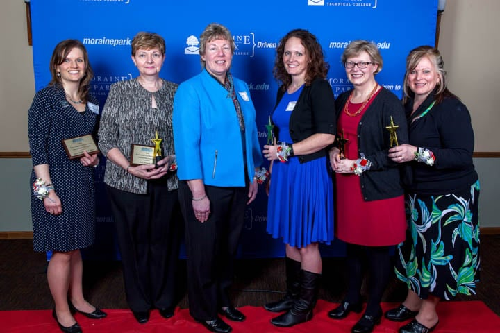 MPACTE Professional Excellence Awards winners