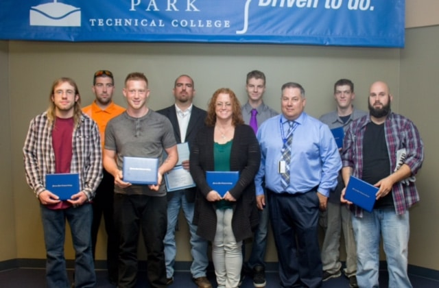 2016 Spring Boot Camp CNC Graduates