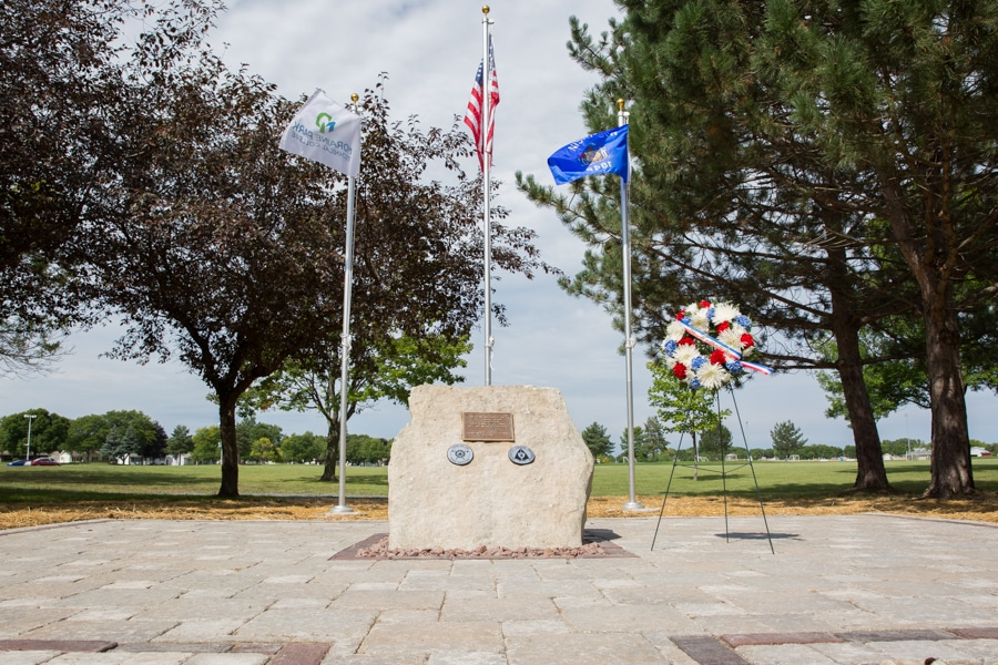 9-11 Memorial Rededication