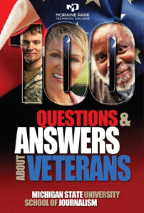 Questions & answers about veterans brochure