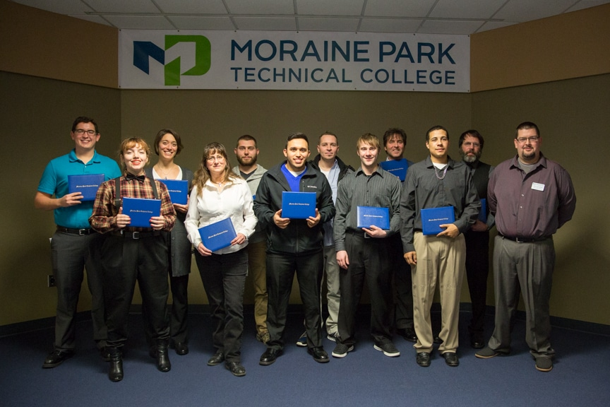 December 2016 Welding Boot Camp graduates