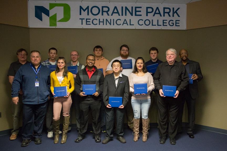December 2016 CNC Boot Camp Graduates