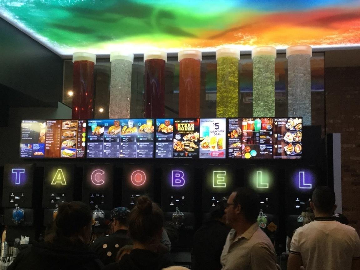 Las Vegas Taco Bell