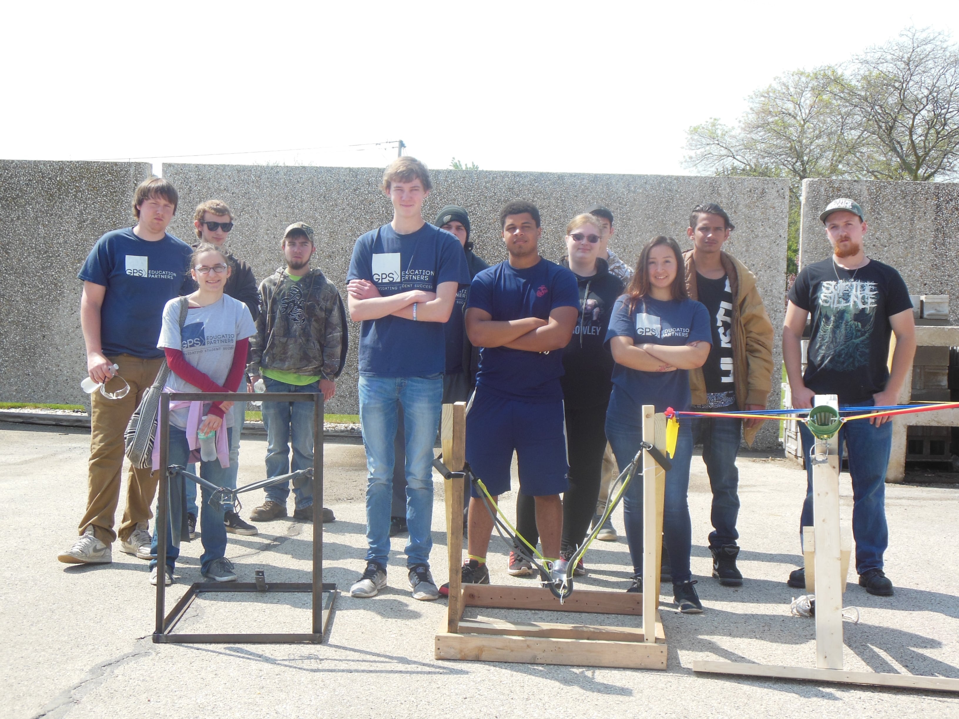 High school students compete in Moraine Park Distance Challenge