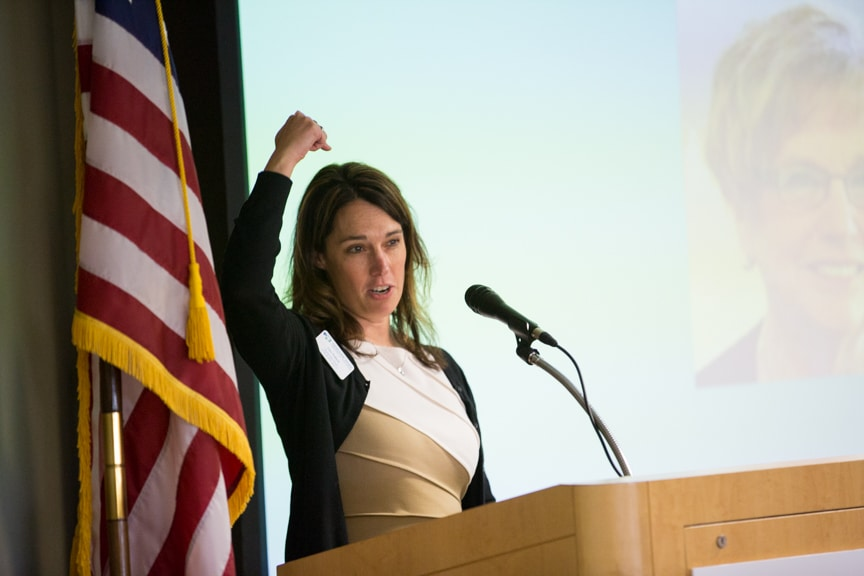 Lisa Pollard, Moraine Park Asso. Dean of Business