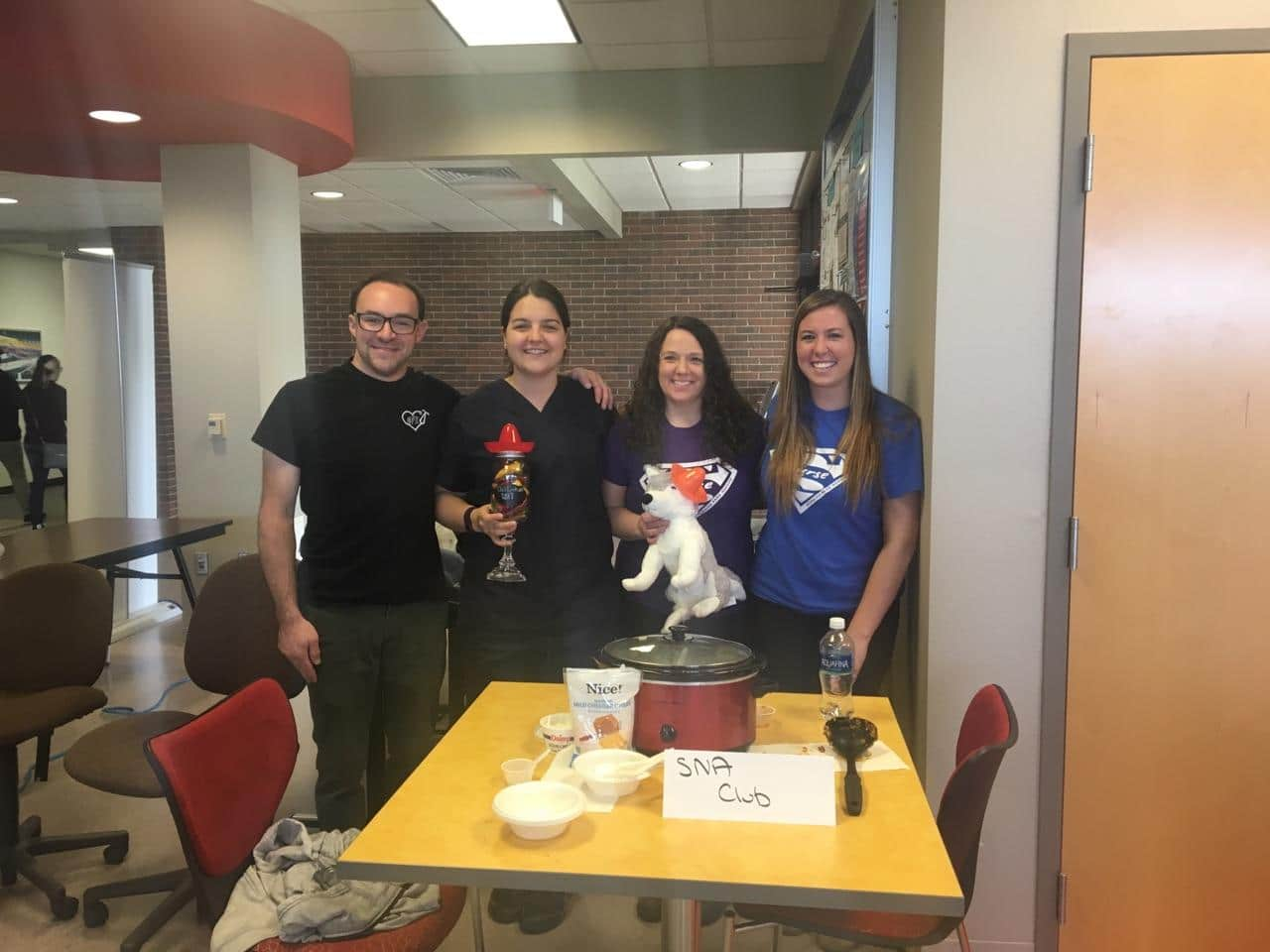 Moraine Park Nursing students win chili cook off contest