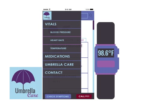 umbrella care app