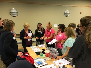 healthcare faculty practice simulations with ipads