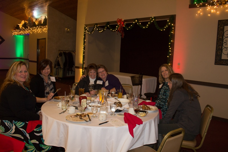 MPACTE celebration dinner