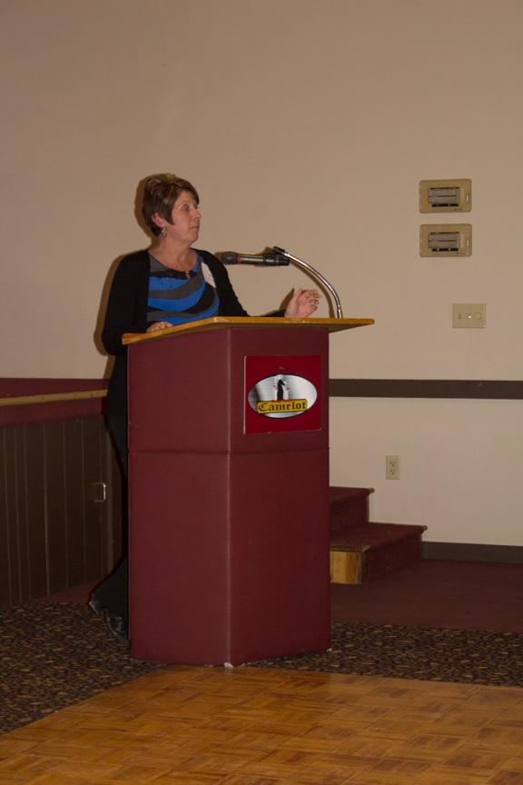 Donna Freund Membership chair
