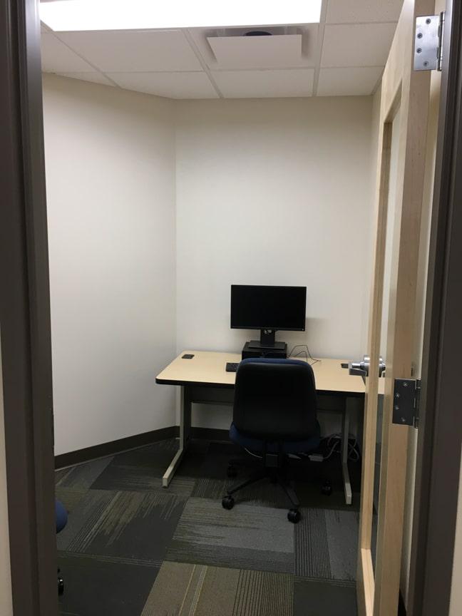 private study room