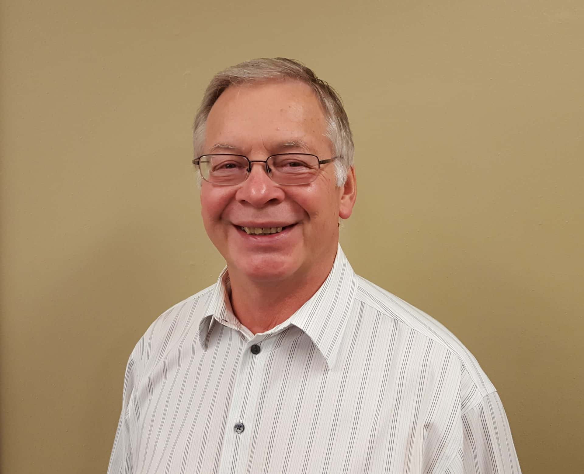 Community Ed instructor John Oestreicher
