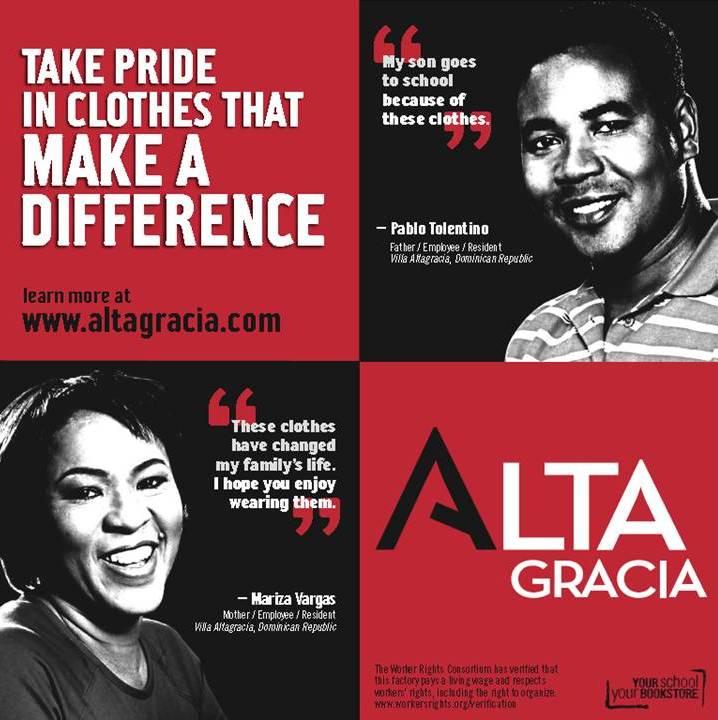 Alta Gracia tag