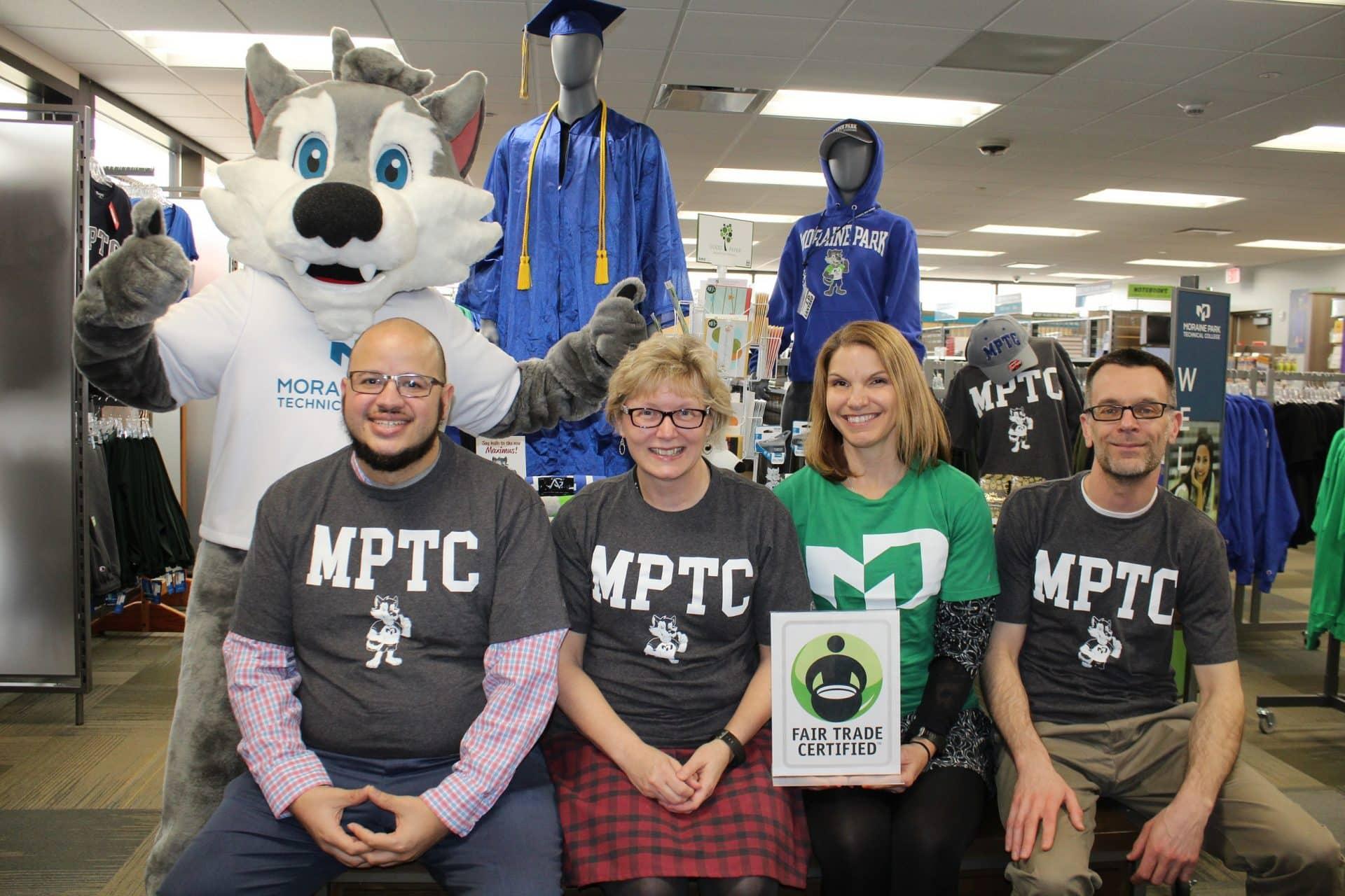 MPTC Fair Trade Team members