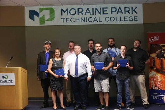 CNC graduates