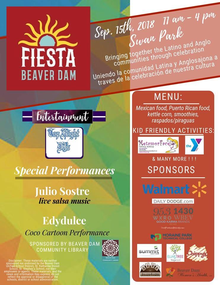 Fiesta Beaver Dam