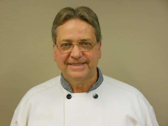 Culinary Instructor: Tim Thomas