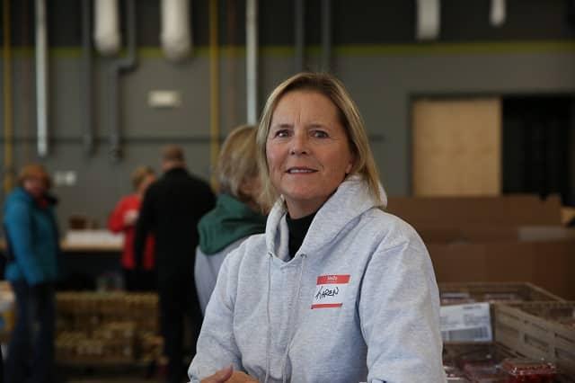 Second Harvest Food Volunteer