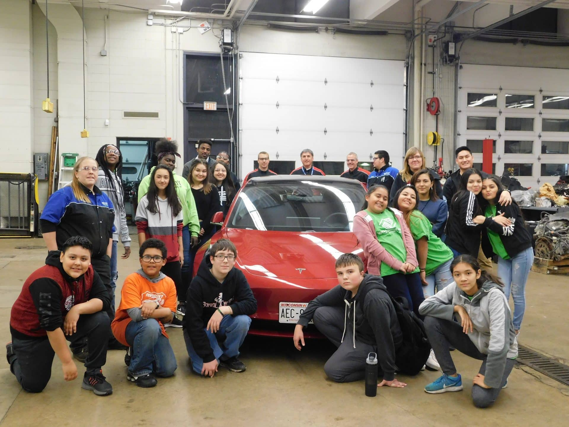 Boys and Girls Club at MPTC Auto