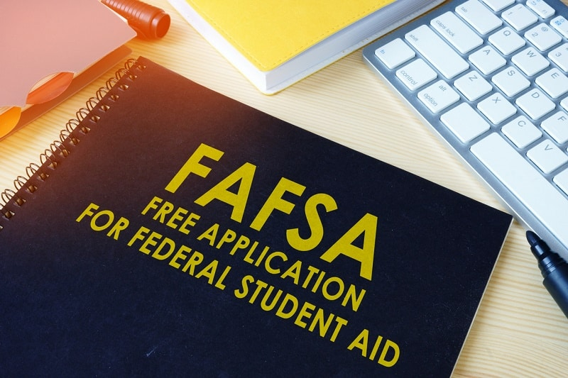 Free Application for Federal Student Aid (FAFSA).