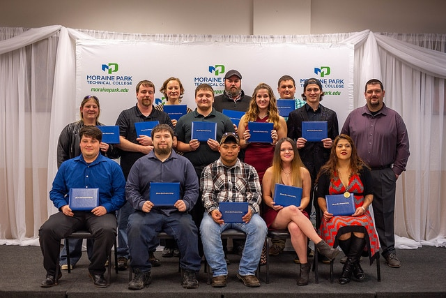 Fall 2018 bootcamp graduation