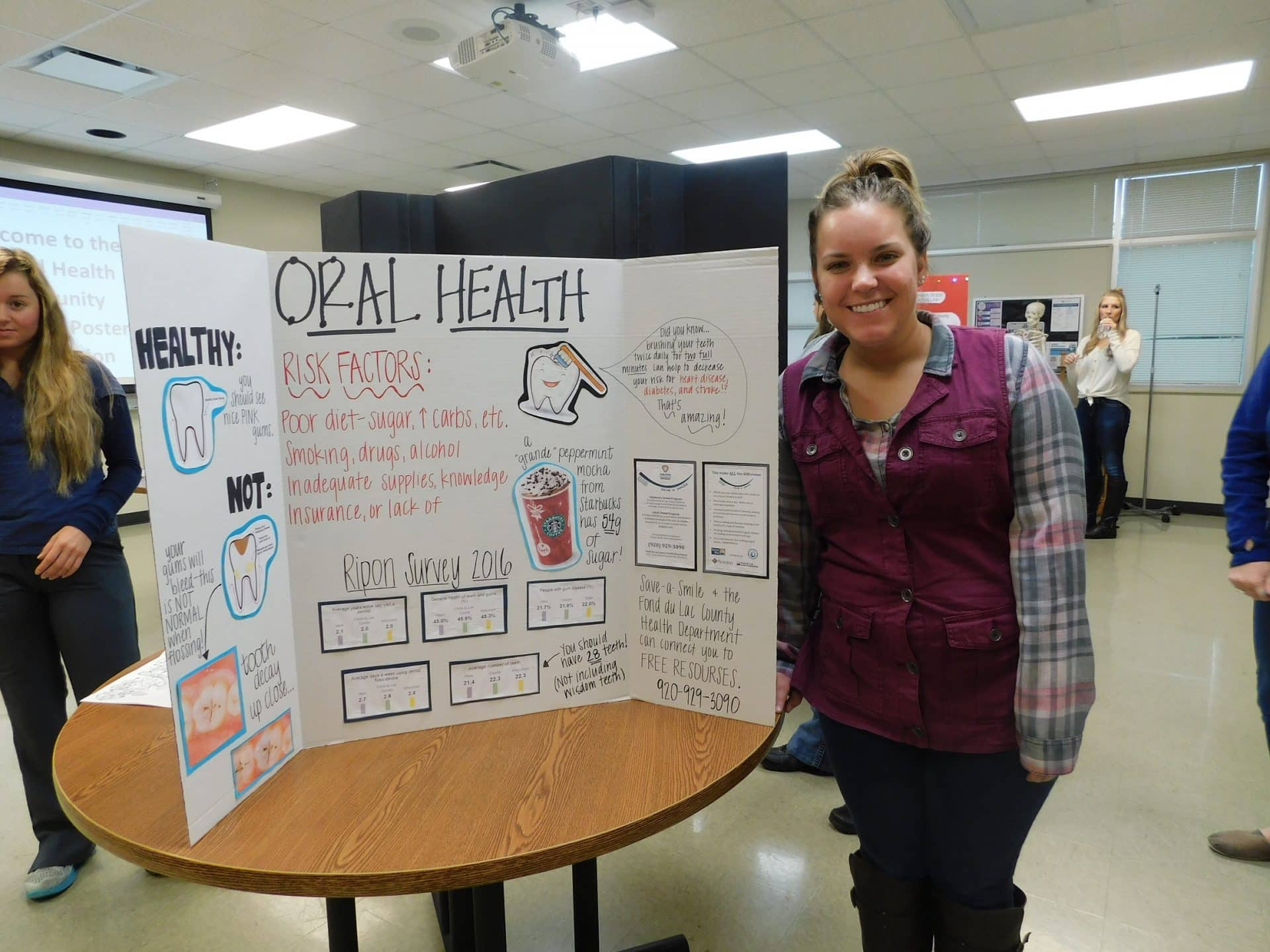 mental health community advocacy project