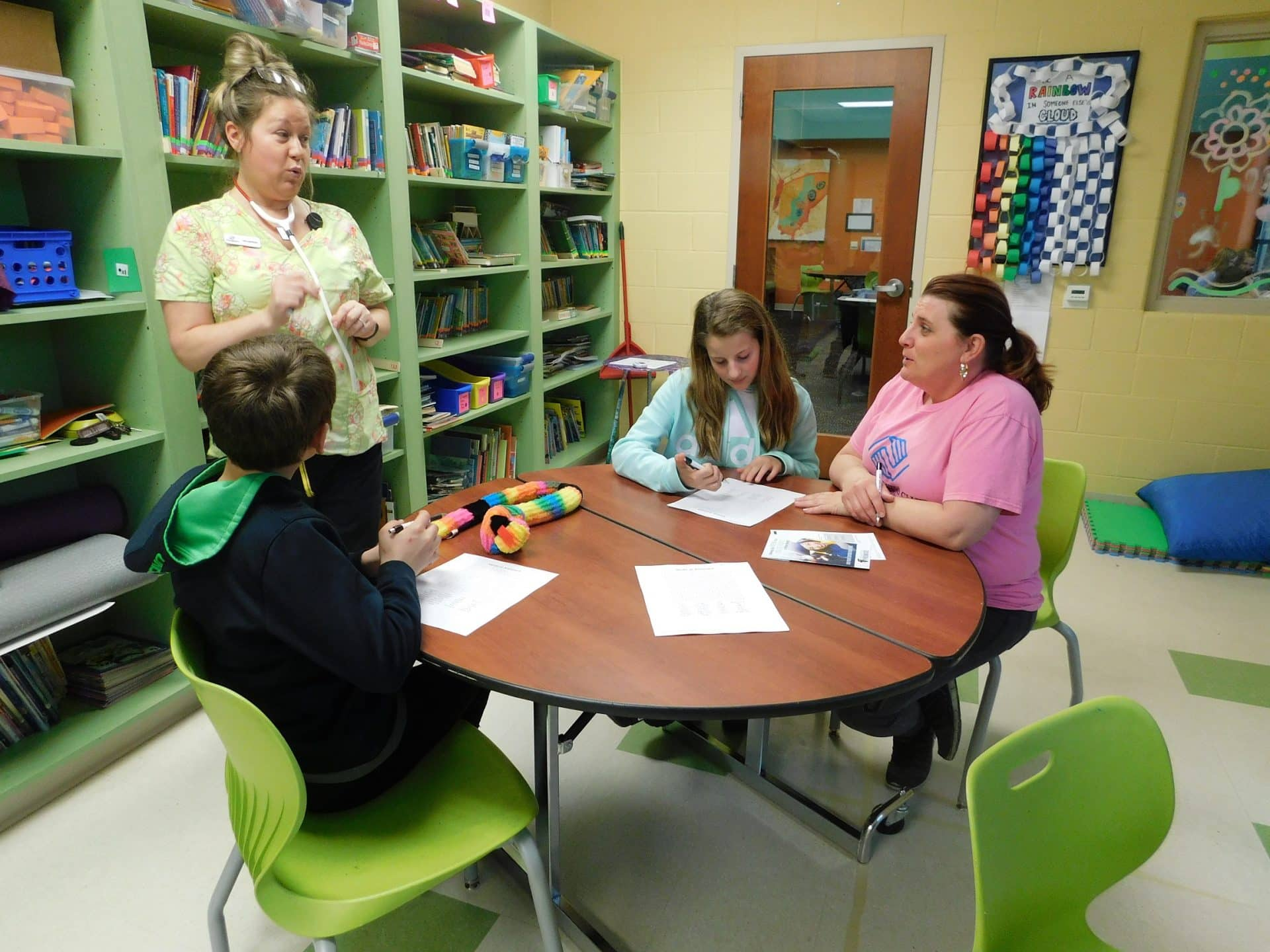 Medical Assistant at Boys and Girls Club