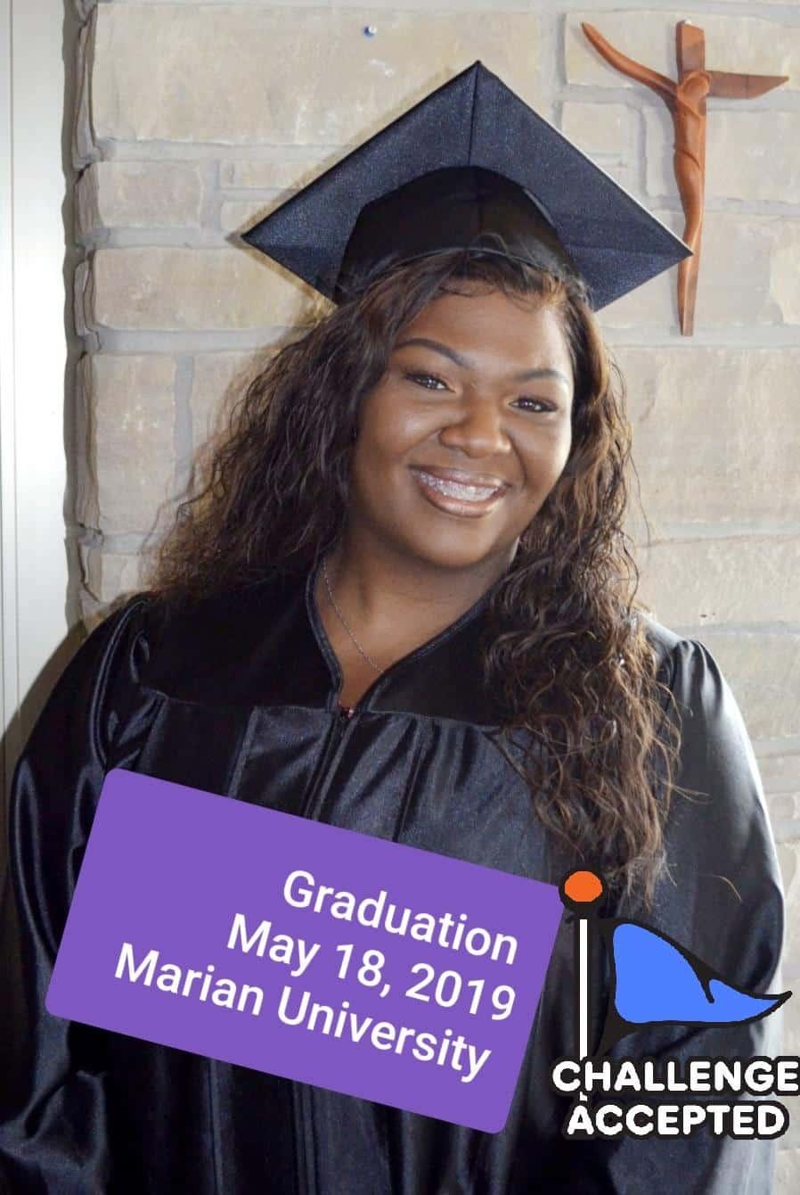 Arletta Graduation