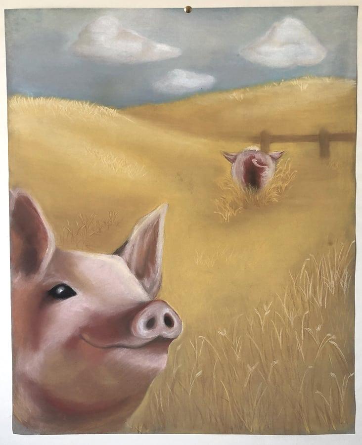 """""""Piggy"""""""