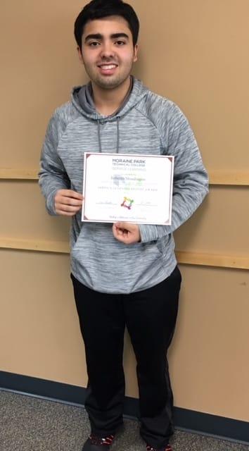 Promise student award