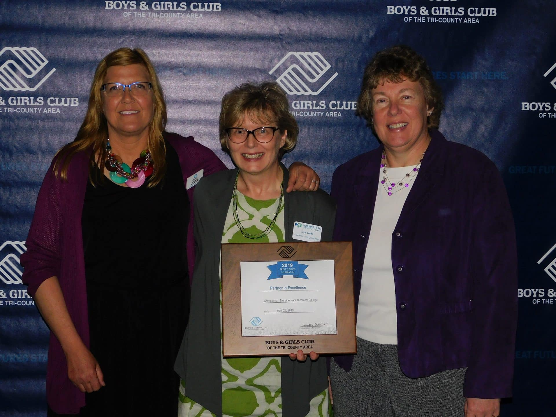 boys and girls club award