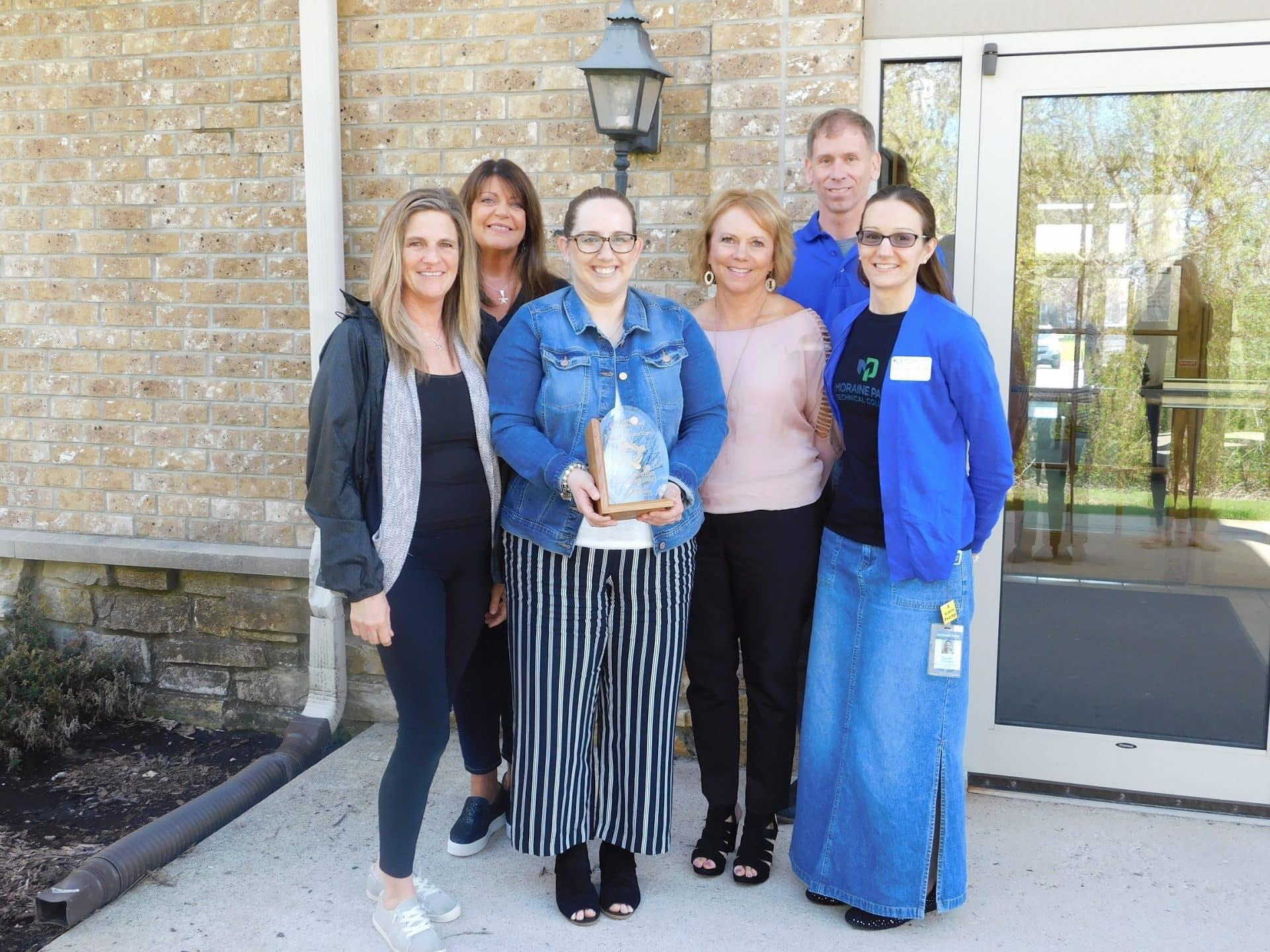 serenity hospice award