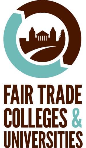 fair trade college logo