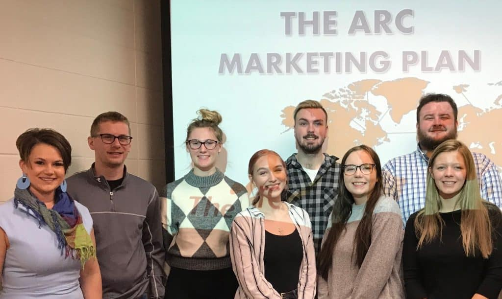ARC marketing project