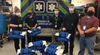 paramedic donation